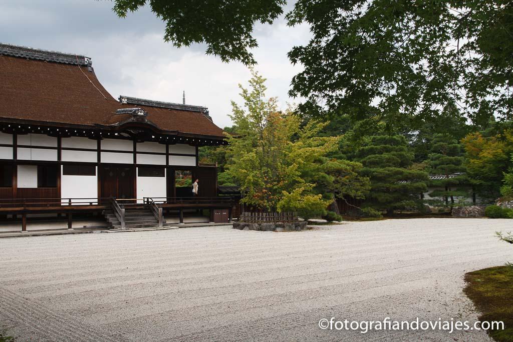 Templo Ninnaji kioto zen