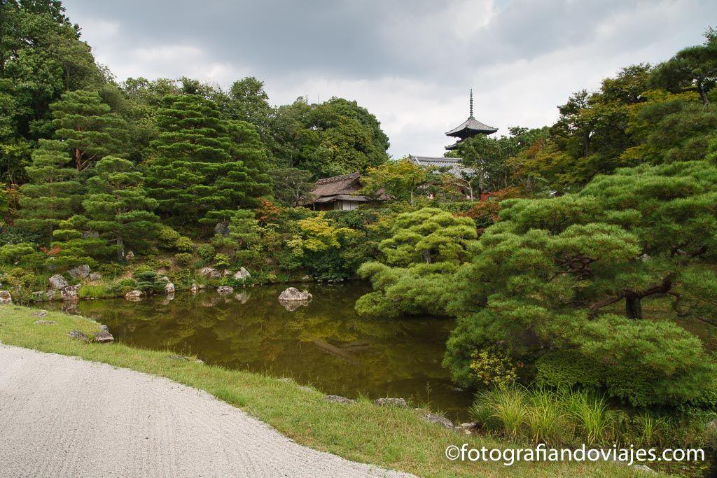 Templo Ninnaji kioto