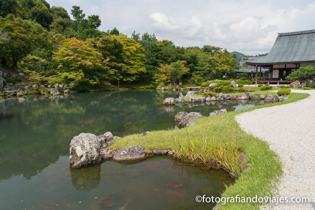 Templo Tenryuji