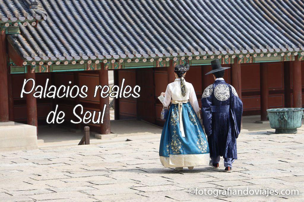 palacios reales de seul