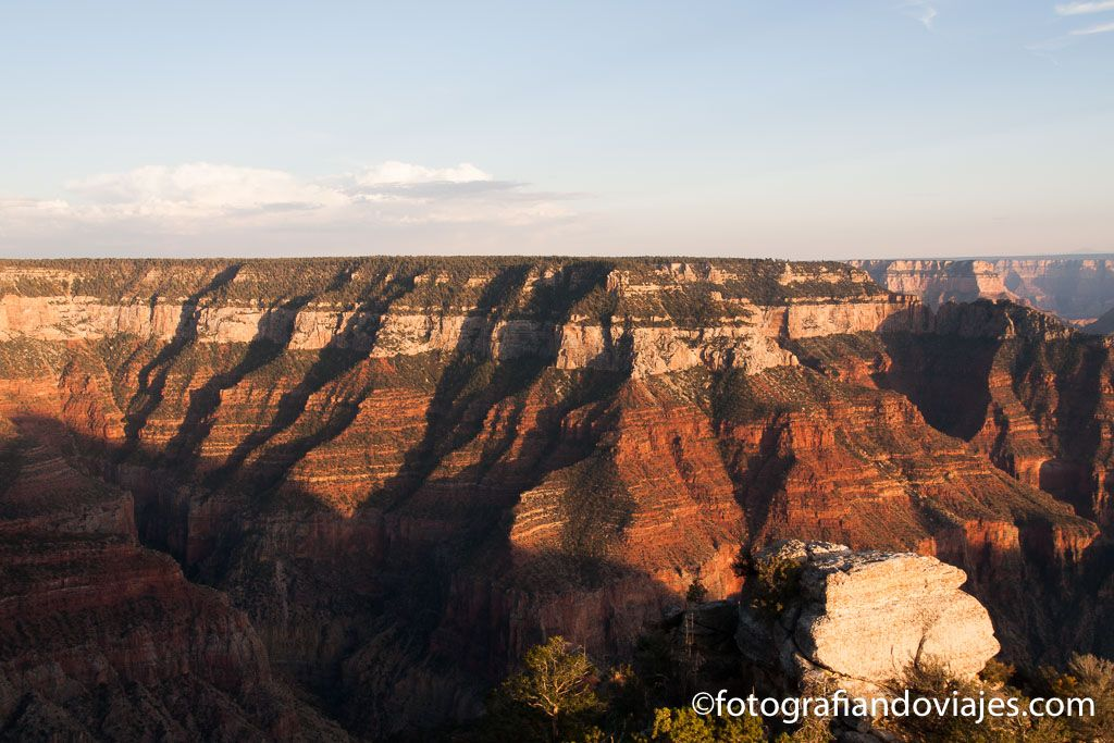 Grand Canyon del Colorado lado norte Arizona