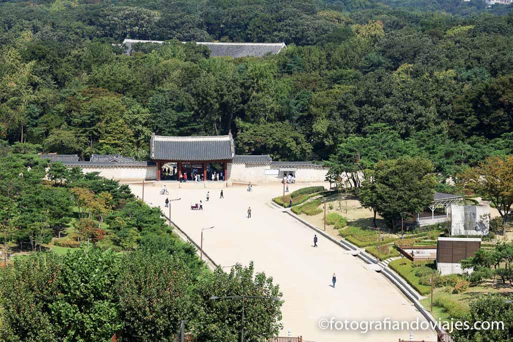Santuario Jongmyo en Seul