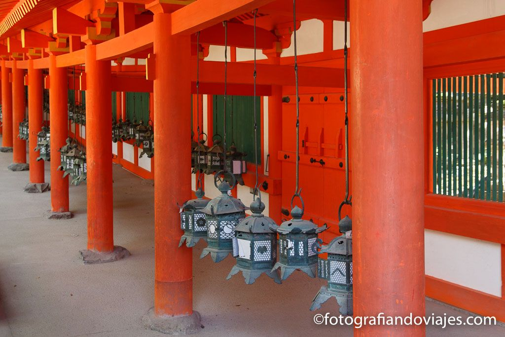 santuario Kasuga taisha que ver en nara