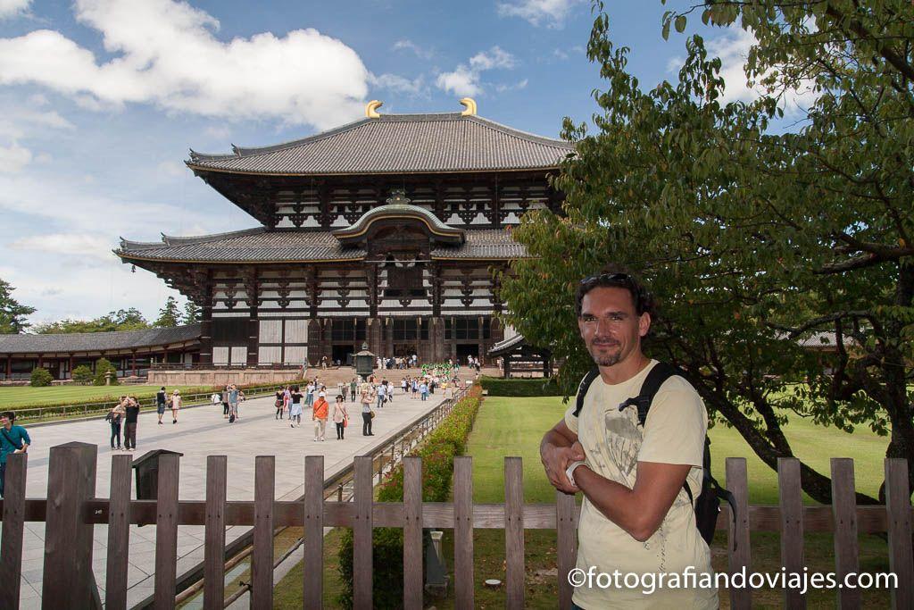 templo Todaiji en Nara Daibutsu daibutsuden