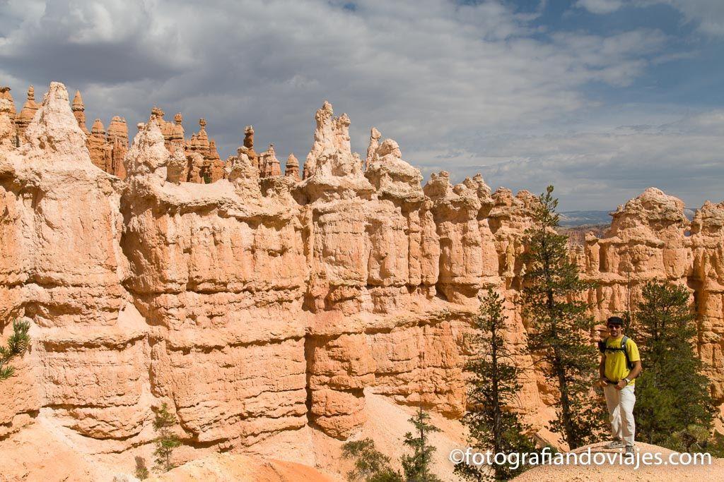 Fairyland Loop bryce cañon parque nacional