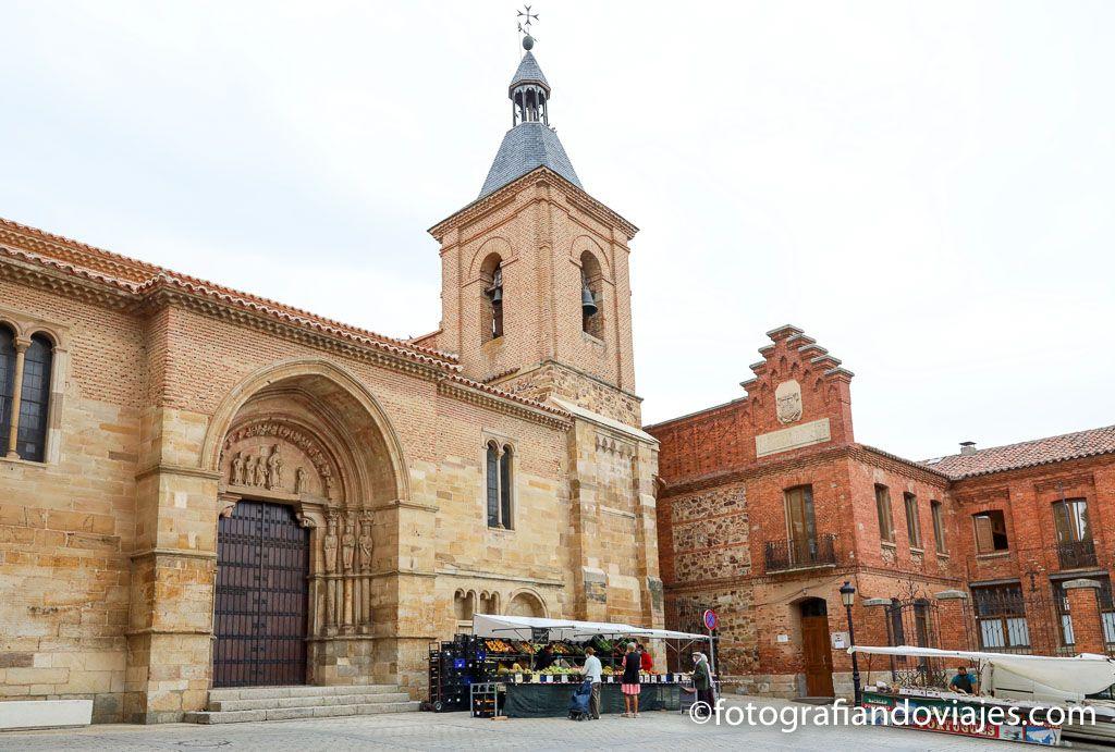 iglesia san juan del mercado