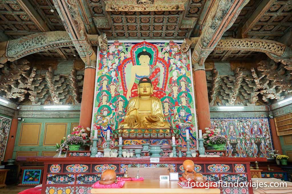 Templo Seonamsa Corea del Sur