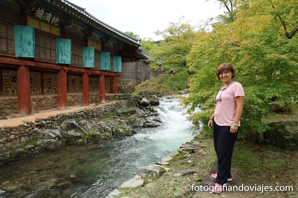 Templo Songgwangsa Corea del Sur