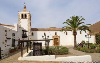 Iglesia Santa Maria de Betancuria Fuerteventura