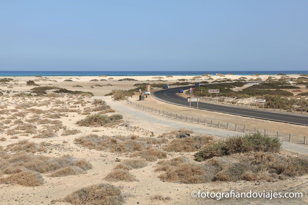 parque dunas de Corralejo Fuerteventura