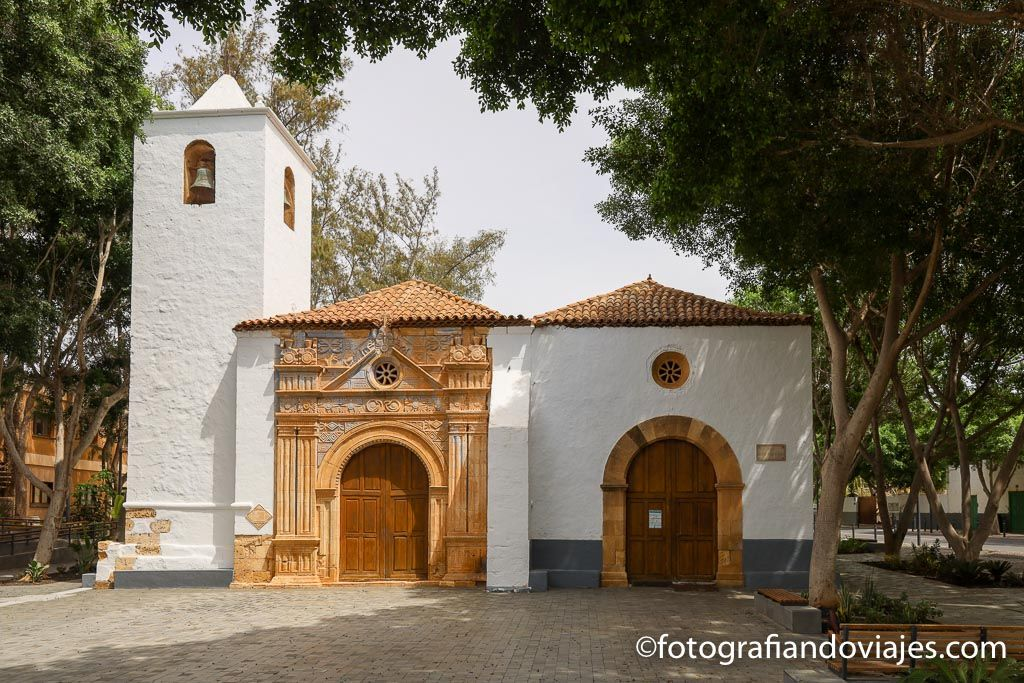 Iglesia de Nuestra Señora de la Regla Pajara Fuerteventura