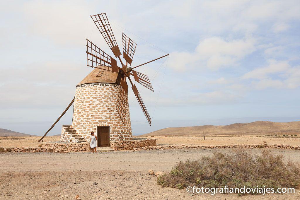 Molino Tefia Fuerteventura