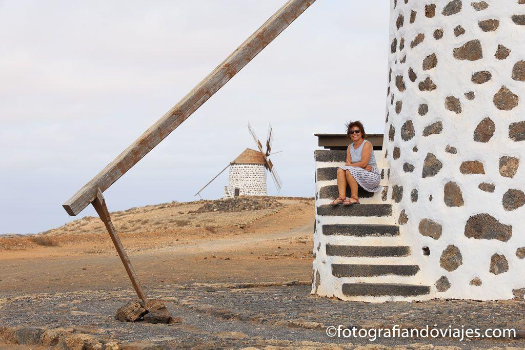 Molinos de Villaverde Fuerteventura