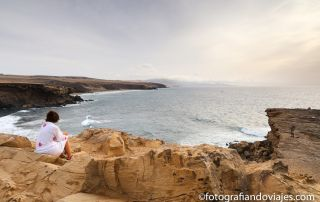 Playa La Pared Fuerteventura