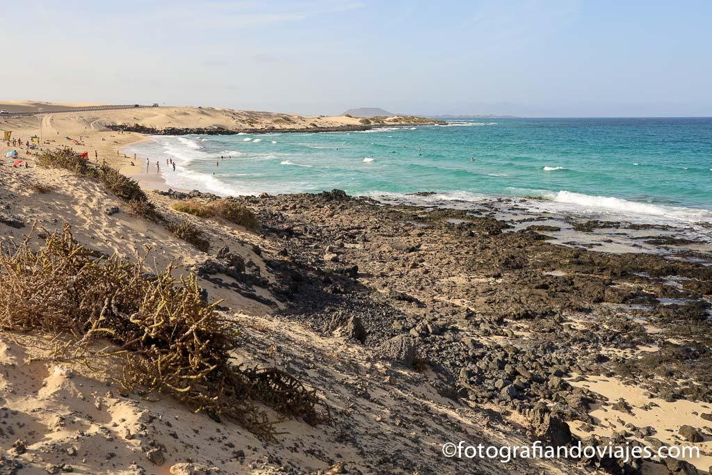 Playas de Corralejo Fuerteventura