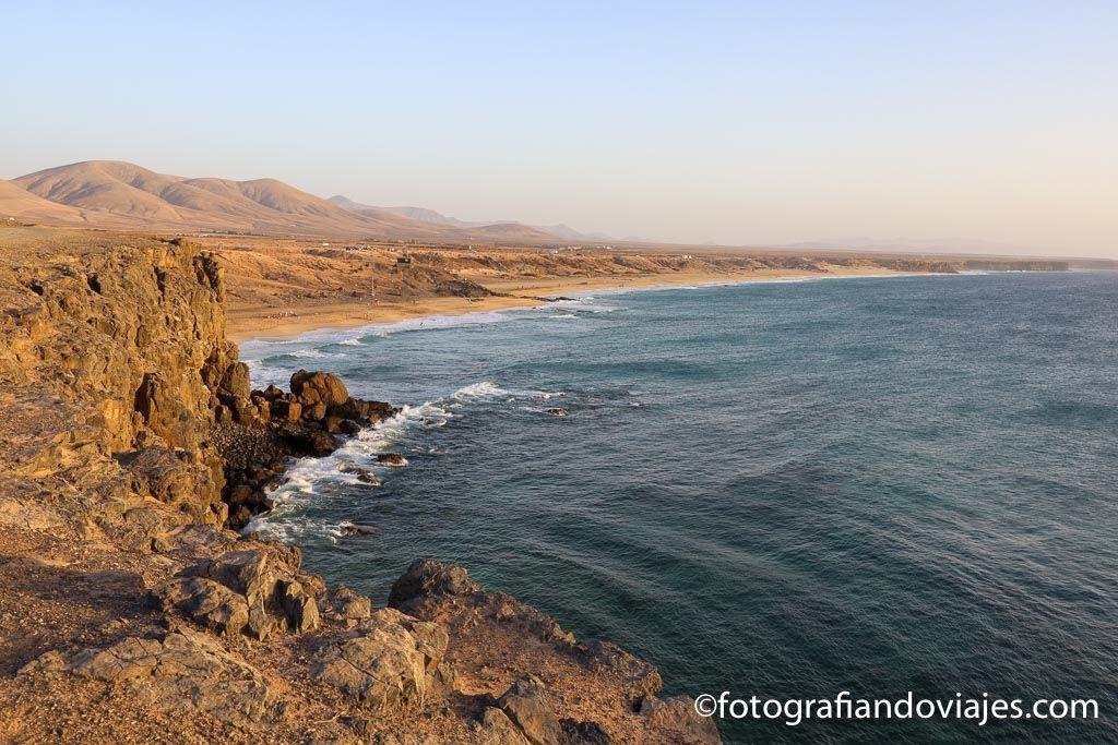 Playas de El Cotillo Fuerteventura