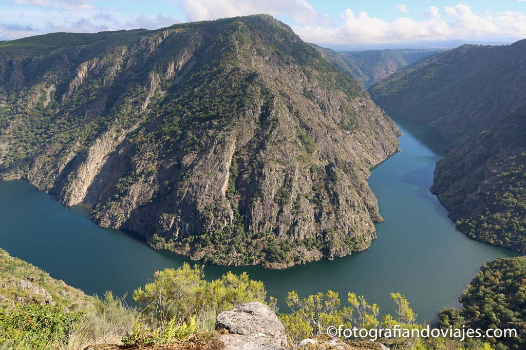 Mirador Vilouxe rio sil ribeira sacra