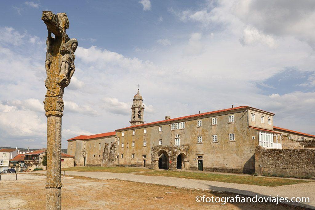 Monasterio convento santa clara allariz
