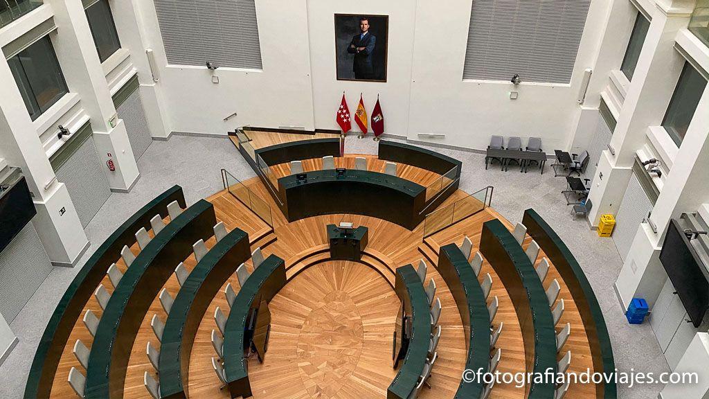 sede ayuntamiento madrid