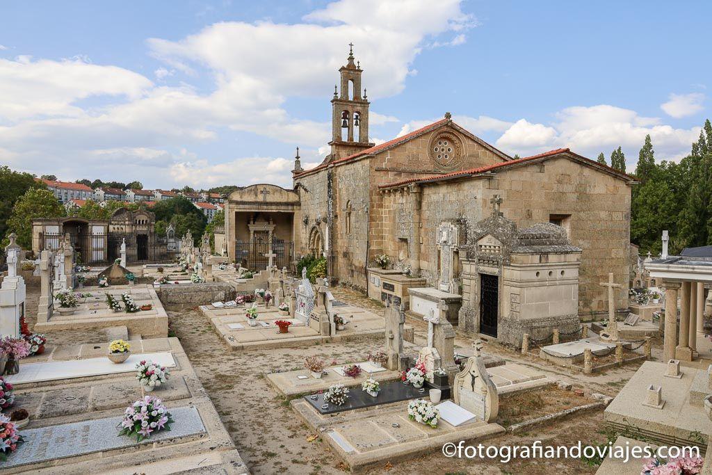 iglesia santa maria vilanova allariz