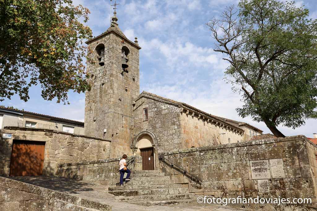iglesia santo Estevo allariz