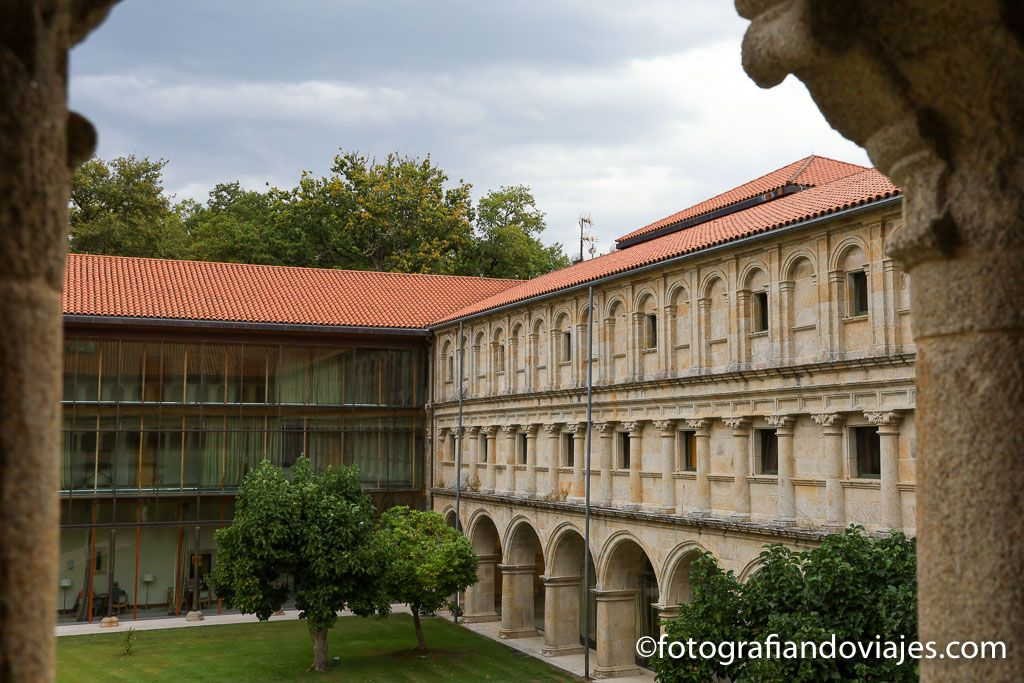 monasterio santo estevo ribas de sil parador