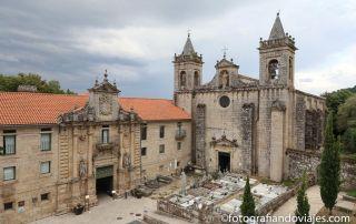 monasterio santo estevo ribas de sil