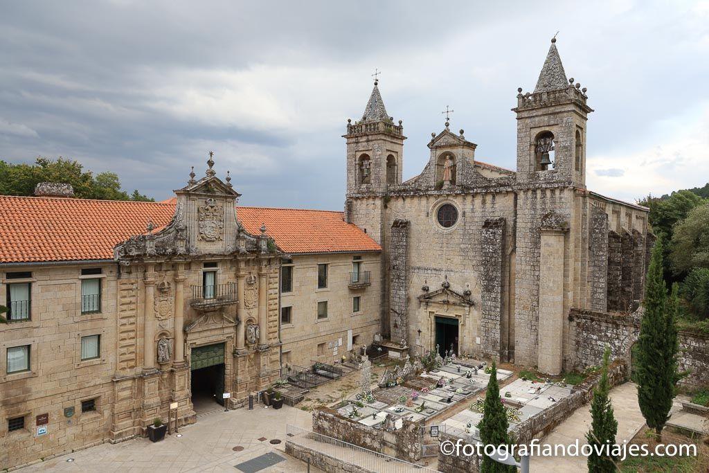 monasterio santo estevo rivas de sil