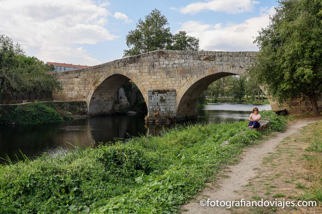 puente romano vilanova allariz