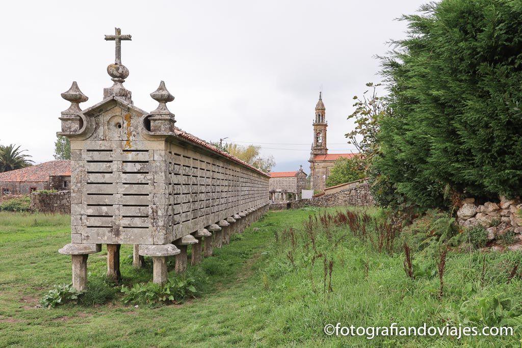 Horreo de Carnota Galicia