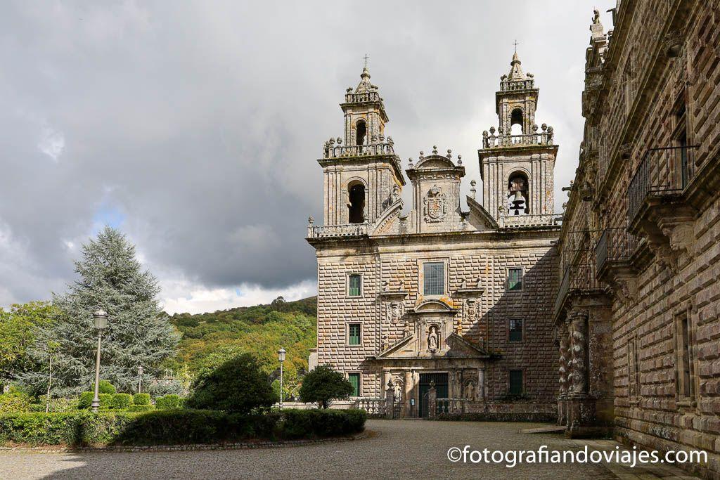 Monasterio Santa Maria de Oseira cisterciense