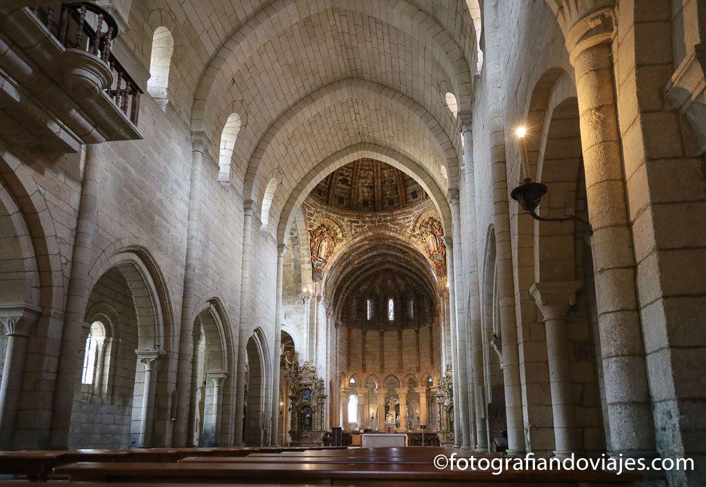iglesia Monasterio Santa Maria de Oseira