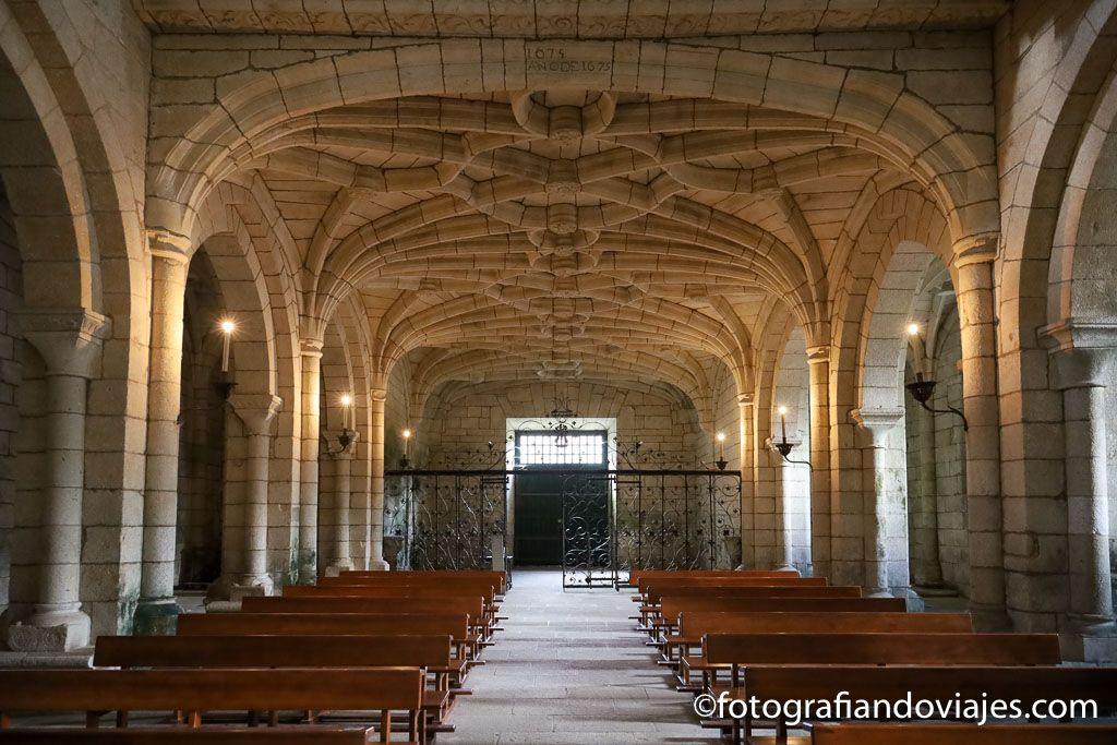 Monasterio Santa Maria de Oseira
