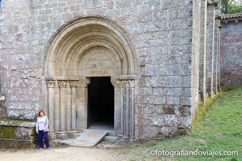 Monasterio de Santa Cristina de Ribas de Sil ribeira sacra