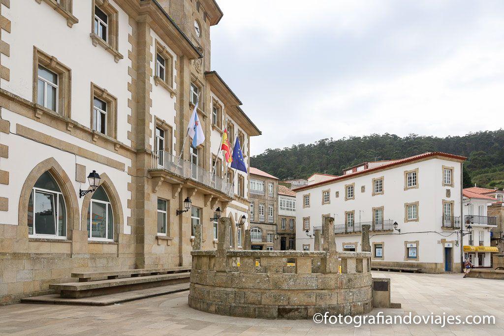 Plaza del Ayuntamiento o Curro da Praza