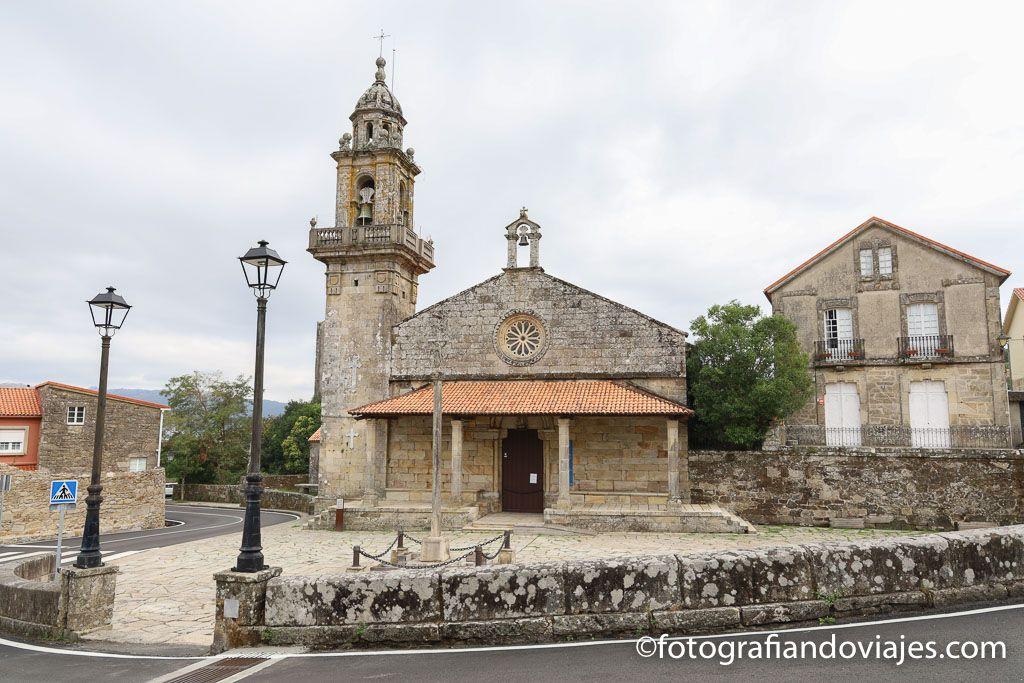 Iglesia San Pedro de Muros