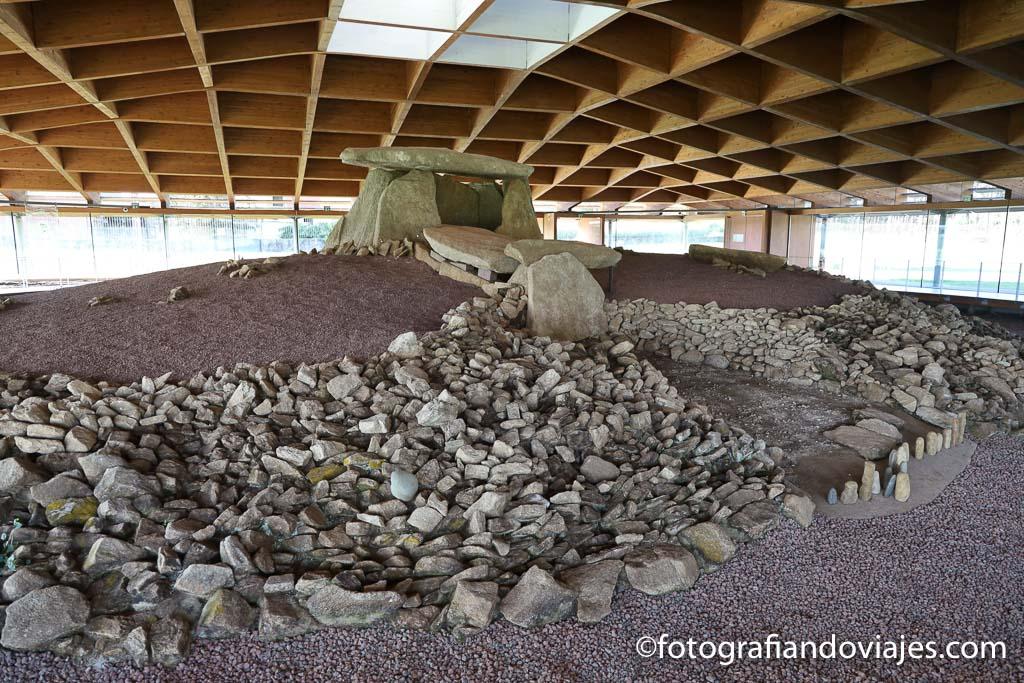 Dolmen de Dombate galicia ver