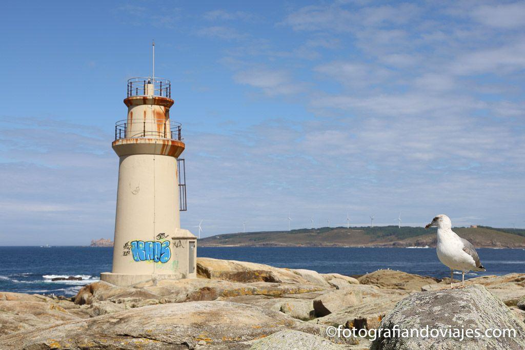 Faro Muxia ver en costa da morte