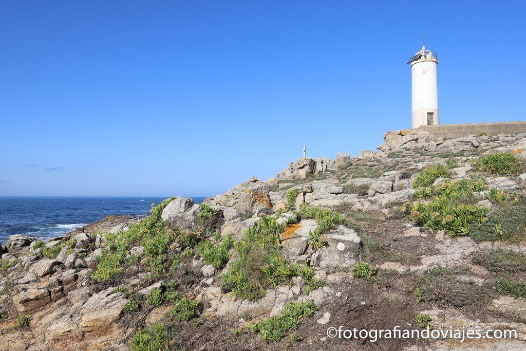 Faro de Roncudo ver en costa da morte galicia