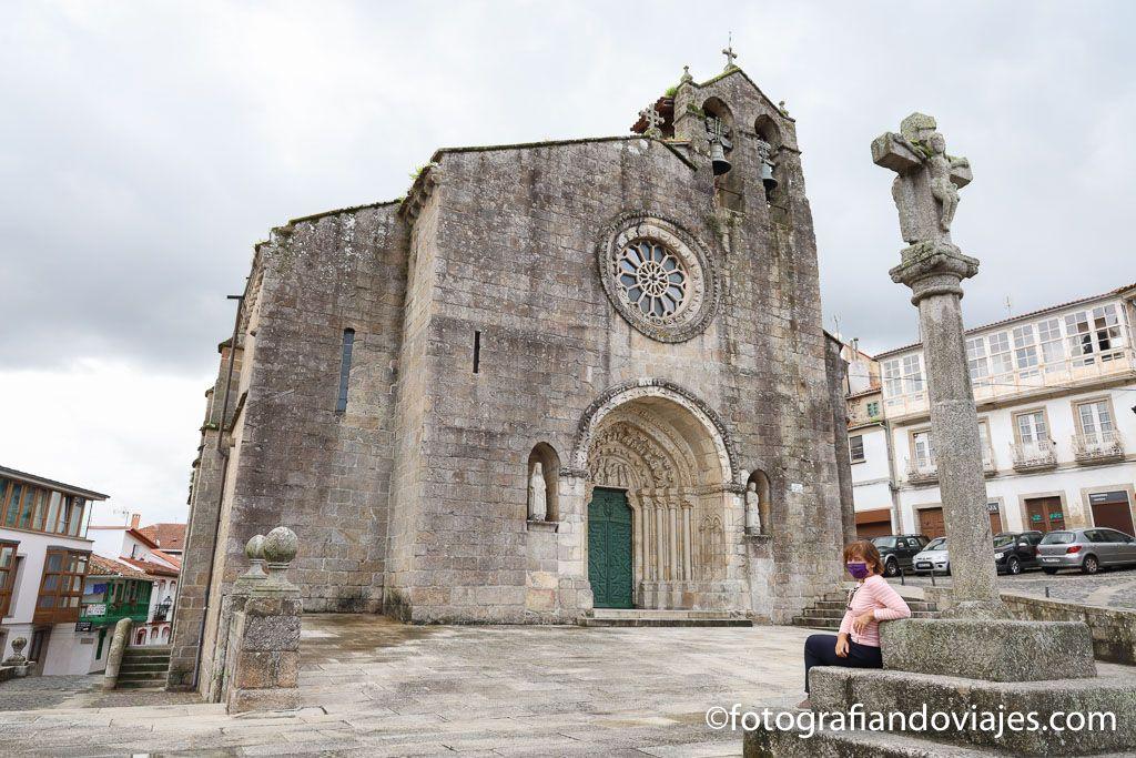 Iglesia Santa Maria del Azogue Betanzos