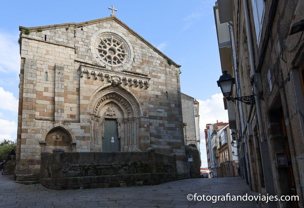 Iglesia de Santiago a coruna