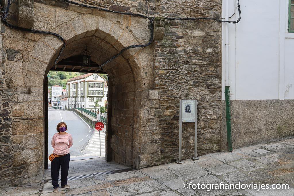 porta da ponte vella betanzos