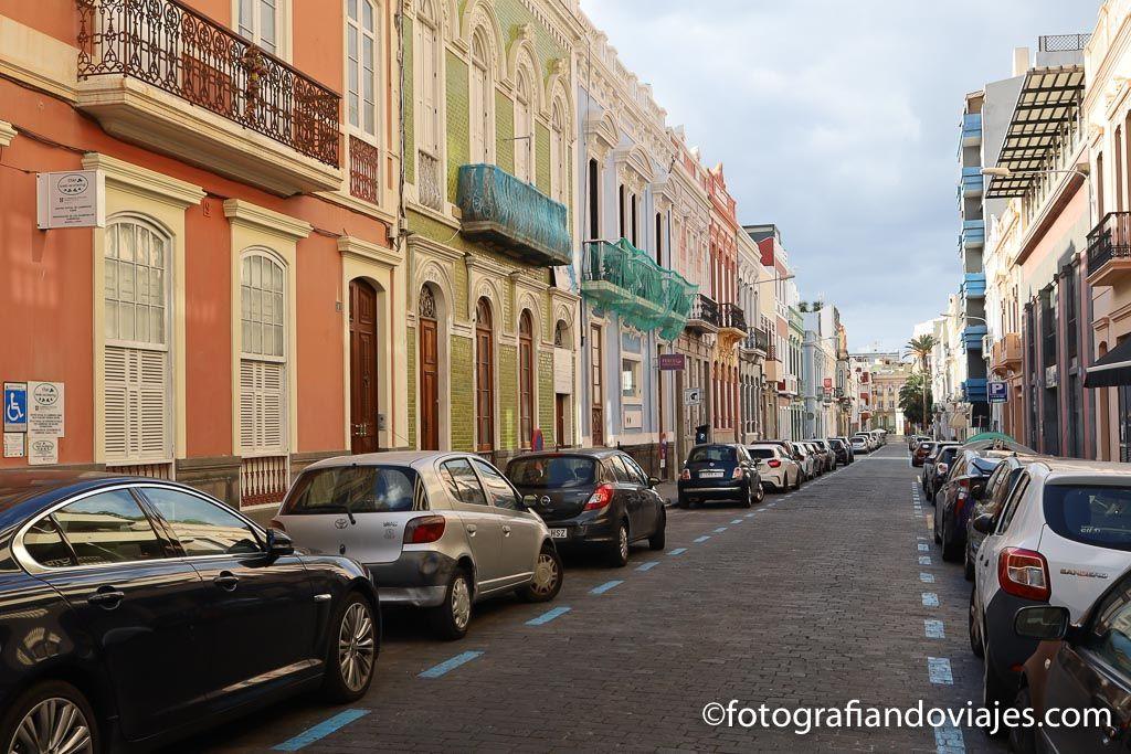 Barrio Triana las palmas de gran canaria