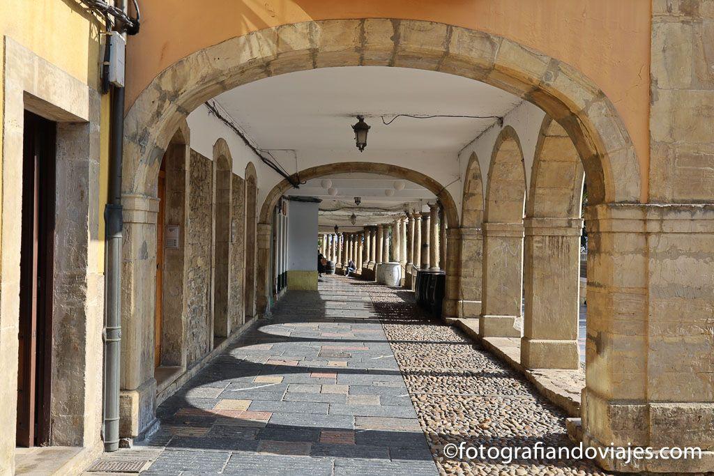 Calle Galiana que ver en Aviles