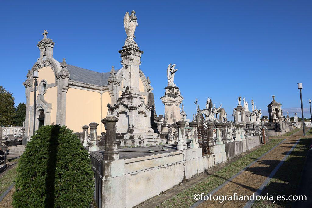 Cementerio de la Carriona Aviles