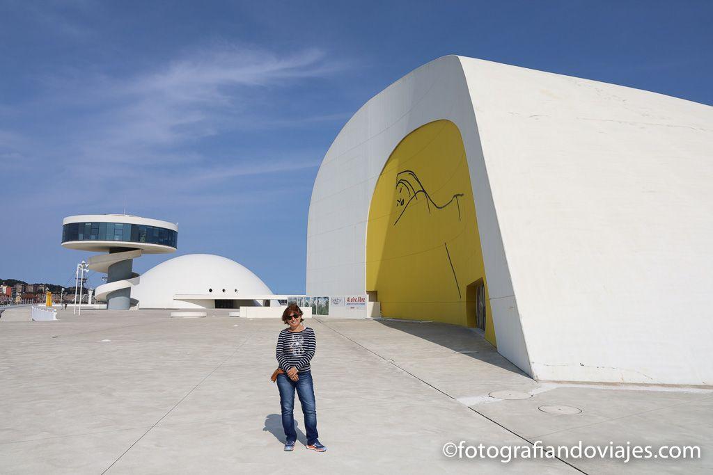 Centro Cultural Oscar Niemeyer avilés