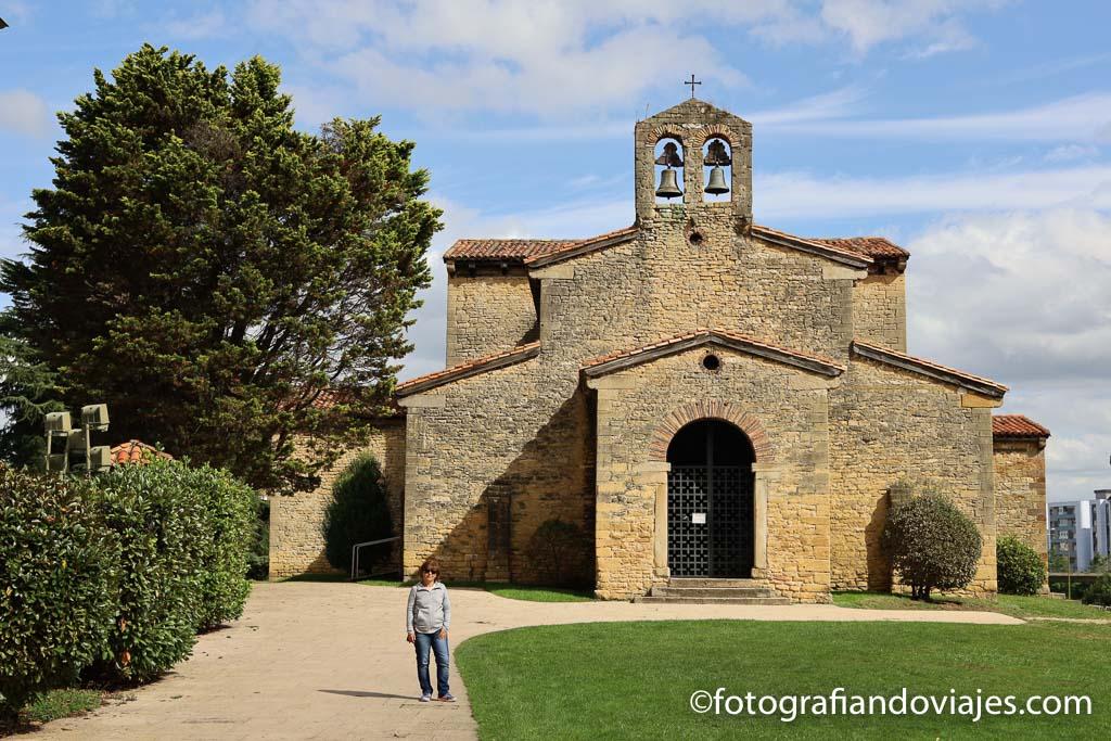 Iglesia San Julian de los Prados