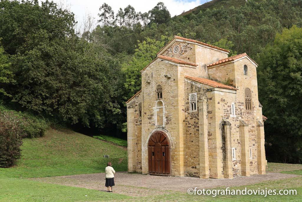 Iglesia San Miguel de Lillo perromanico asturiano