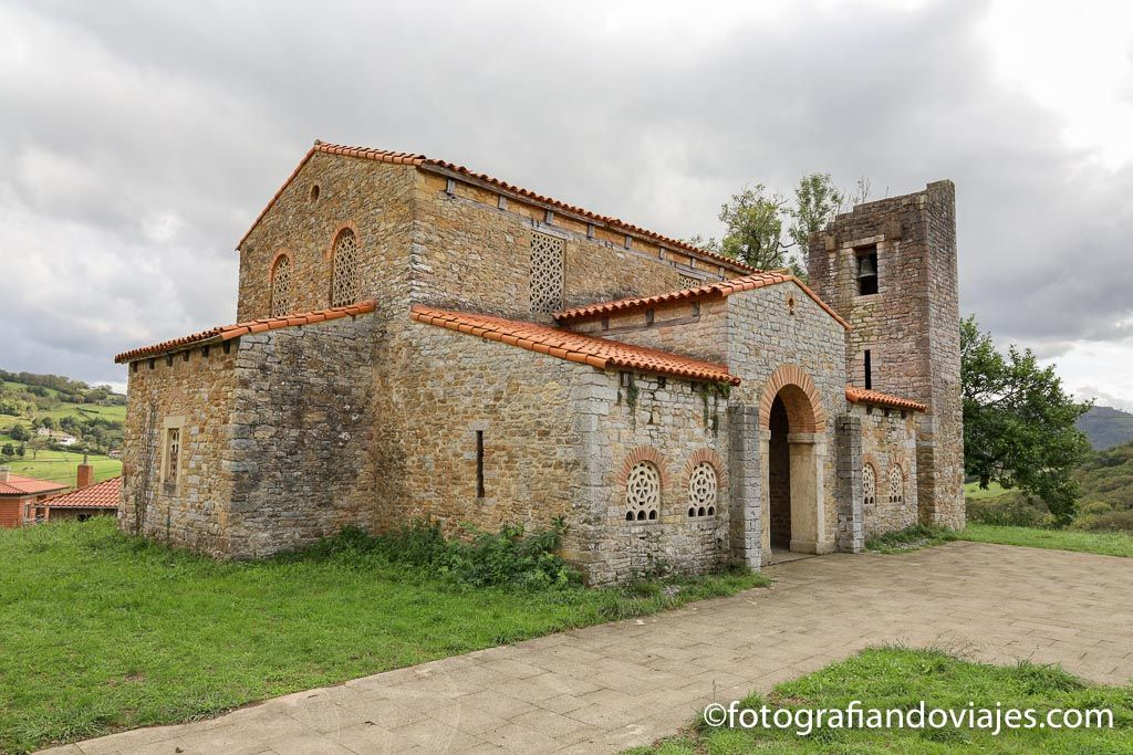 Iglesia Santa Maria de Bendones