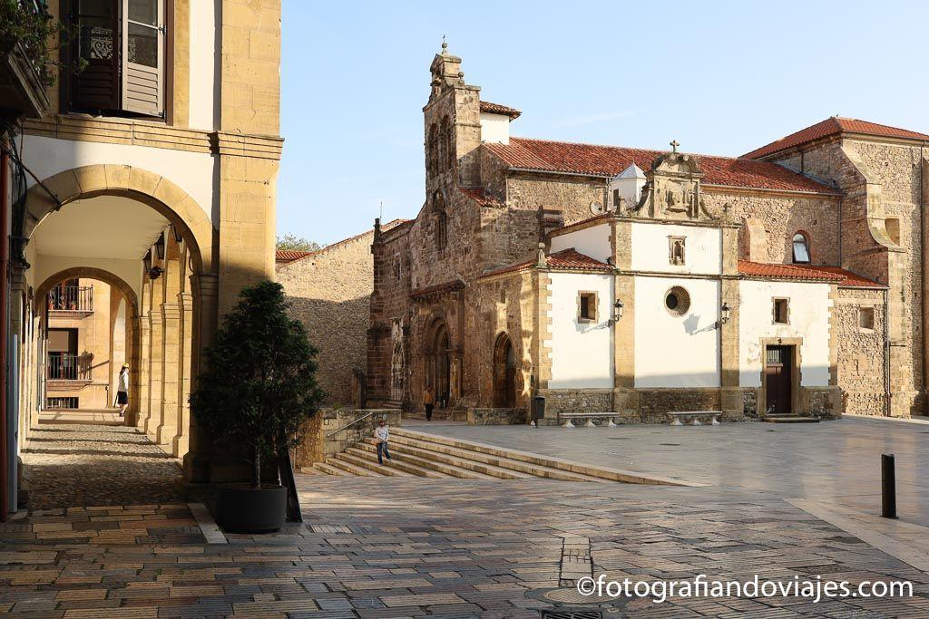 Iglesia de San Antonio de Padua Aviles